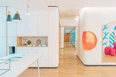 Gallery of A Warm Clinic / RIGI Design - 17