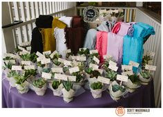 wedding favors l http://eventsbyclassic.com