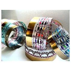 Lace Bracelet, Bracelets, Thread Art, Vintage Crafts, Bobbin Lace, Textile Artists, Unique Vintage, Modern Contemporary, Boho Fashion