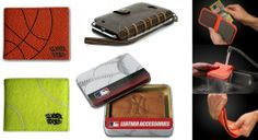 Sports Wallets - Gift Ideas for Teenage Boys