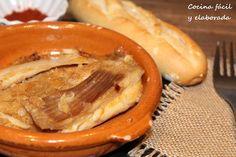 cocina facil y elaborada: RAYA AL PIMENTON