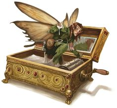 Art Gallery: Practical Guide to Faeries