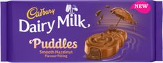 Given To Distracting Others: Cadbury Dairy Milk Puddles Giveaway