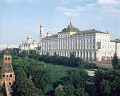 Большой  Кремлевский дворец-Greate Kremlin Palace