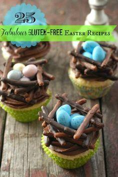 25 Fabulous Gluten-Free Easter Recipes BoulderLocavore.com #easter #glutenfree