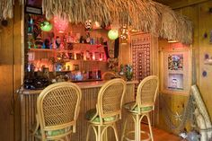 The Elegant Thrifter: Vintage and Thrift Shopping, Decorating and Entertaining with Elegant Flair: The Find: Tiki Time!