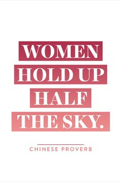 10 Motivating Quotes to Celebrate International Women's Day via @PureWow