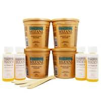 Sensitive Scalp Rhelaxer Kit By Mizani, 12 Pc Kit Sensitive Scalp, Hydrating Shampoo, Protective Gloves, Thing 1, Hair Thickening, Hair Loss Remedies, Relaxer, Hair Restoration