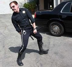 Puscifer's Maynard James Keenan Handcuffs Reporter, Boogies - LA Weekly