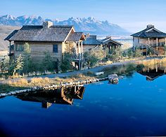 Spring Creek Ranch, Wyoming - I loved working at this place and living there.