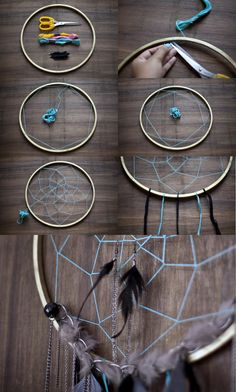 Amazing DIY Dream Catcher Ideas - Dream Catcher Jewellery Hanger