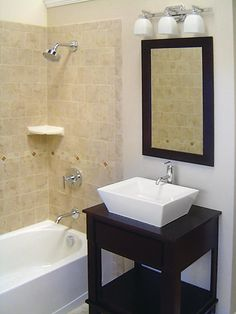 Pre-set bath combos offer clients easy and quick choices while keeping crews busy between big jobs.