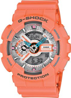 G-Shock Classic GA110DN-4A $130