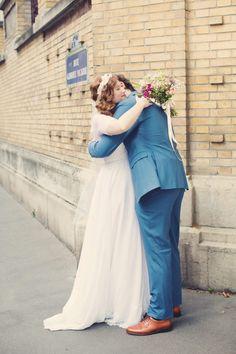 A French Wedding Blogger's Wedding - Amazing! Paris Wedding, French Wedding, Wedding Blog, Bridesmaid Dresses, Wedding Dresses, Beautiful One, Amelie, Amazing, Claire