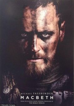 Michael Fassbender as Macbeth with Marion Cotillard as his Lady #dailymail