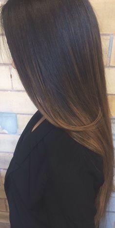 @BAMhair #balayage #denverhair #balayagedenver #ombre #ombredenver #brunette