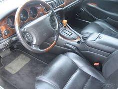 Jaguar XJR interior Xjr, Jaguar Xj, Car Interiors, Cars Motorcycles, Badass, Curves, Vehicles, Classic Cars