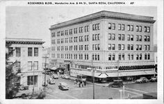 The Rosenberg Building, 4th and Mendo