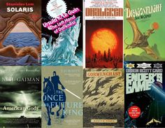 50 Sci-Fi/Fantasy Novels That Everyone Should Read article by Emily Temple on Flavorwire