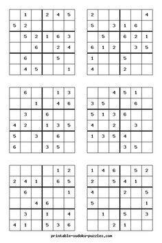 photograph about Multi Sudoku Printable named 96 Great Suduko illustrations or photos within 2019 Sudoku puzzles, Puzzle, Game titles