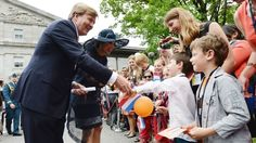 Dutch King Willem-Alexander and Queen Maxima visited the National War Memorial in Ottawa and handed out scholarships at the University of Waterloo during their three-day visit to Canada.