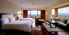 The Atta Terrace Club Towers in Okinawa/JPN