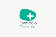 Corporate identity pharmacy (Castellón de la Plana) on Behance Esther Negredo