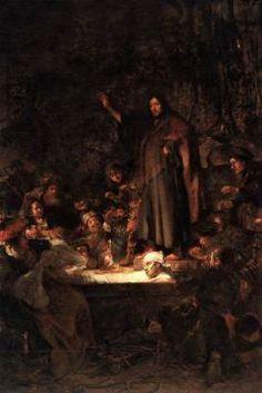 Fabritius--Raising of Lazarus