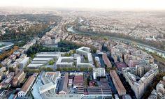 Progetto Flaminio International Design Competition - e-architect