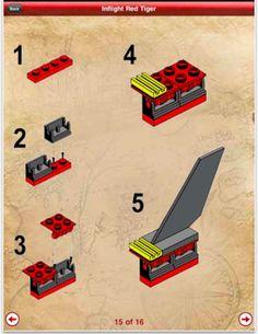 Kai grebe kmg0122 on pinterest lego instructions app for ipad malvernweather Image collections