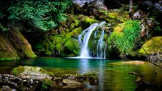 wallpaper-widescreen-high-resolution-nature-hd Source by Nature Water, All Nature, Nature Images, Nature Pictures, Hd Images, Smile Images, 3d Wallpaper Waterfall, Scenery Wallpaper, Of Wallpaper