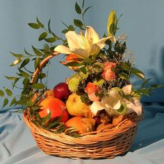 Фрукты и овощи во флористике. Обсуждение на LiveInternet - Российский Сервис Онлайн-Дневников