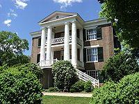 Maple Hall Rockbridge County Virginia