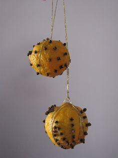 Christmas Ornaments and Crafts - Natural Suburbia