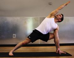 Increase Strength by Integrating #Yoga: 10 Essential Postures for Strength #Athletes