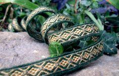 Hallstatt tablet woven by Maéna