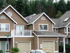 Exterior Paint Colors Combinations lowes exterior house colors with white trim | brown exterior house