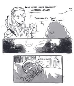 legolas and gimli | Tumblr