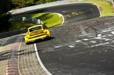 Nurburgring + Porsche = happiness