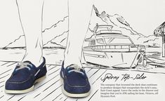 Sock-free shoes | The Edit | The Journal | MR PORTER