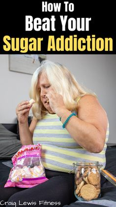 These four easy to use steps will help you beat a sugar addiction. Simply quitting sugar isn't that straightforward due to sugar being so highly addictive in the first place. Best Weight Loss Plan, Weight Loss For Women, Healthy Weight Loss, Health And Fitness Articles, Health Tips, Lose Belly Fat, How To Lose Weight Fast, Slow Metabolism, Herbal Medicine
