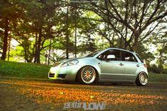 Suzuki SX4: dope!