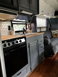43 Best Rv Camper Remodel To Travel Trailers