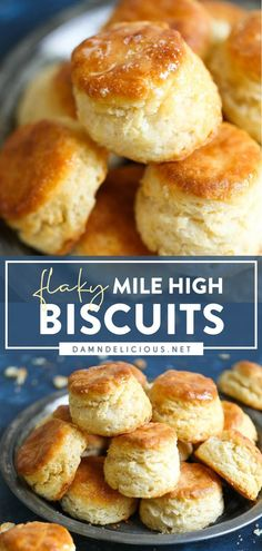 Easy Homemade Biscuits, Bread Recipes, Cooking Recipes, Second Breakfast, Breakfast Meals, Cheap Food, Cheap Meals, Appetizers For Party, Appetizer Recipes