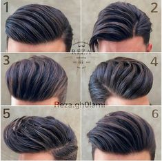Different hairstyles which will boost your asthetics Hairstyles Haircuts, Haircuts For Men, Short Hair Cuts, Short Hair Styles, Gents Hair Style, Hair Pomade, Different Hairstyles, Hair And Beard Styles, Hair Color