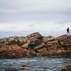 Exploring the coast of mosselbaai 🇿🇦🌊