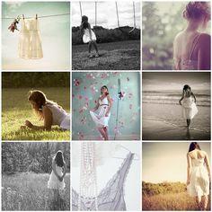 TILT {A Romantic Dress} by { R♥ssy }, via Flickr