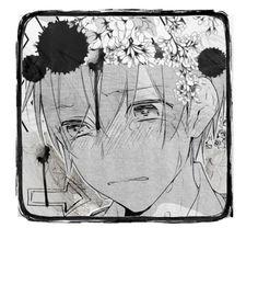 """Untitled #52"" by animelover25 ❤ liked on Polyvore featuring картины, anime, manga и otaku"