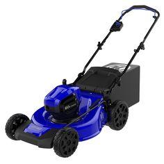 GreenWorks GLM801600 80V 21Inch Cordless Lawn Mower