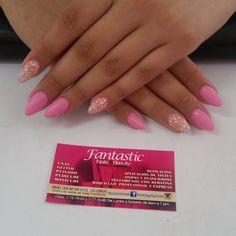 Love pink matte!! #fantasticnailsandbeauty #candyland #gelishmatte